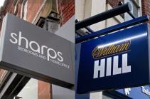 Projectors - Sharps, William Hill
