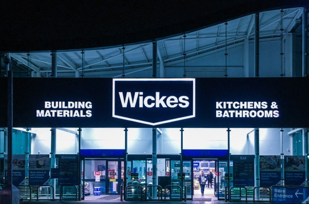 Retail Parks - Wickes